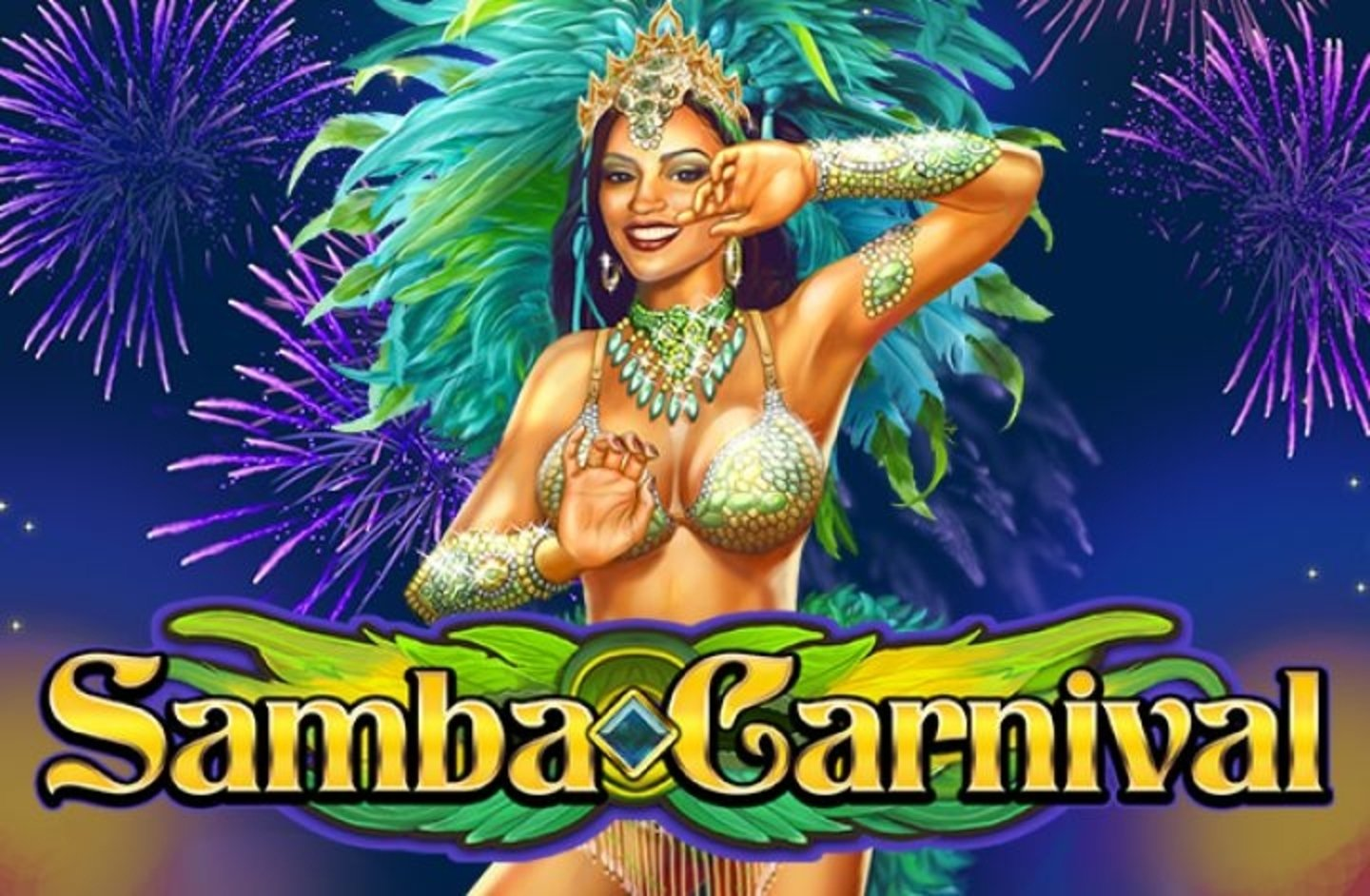 Samba Carnival Online Slot Demo Game by Playn GO
