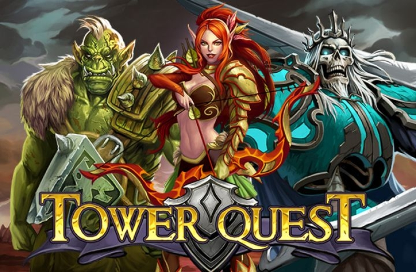 Tower Quest Online Slot Demo Game by Playn GO