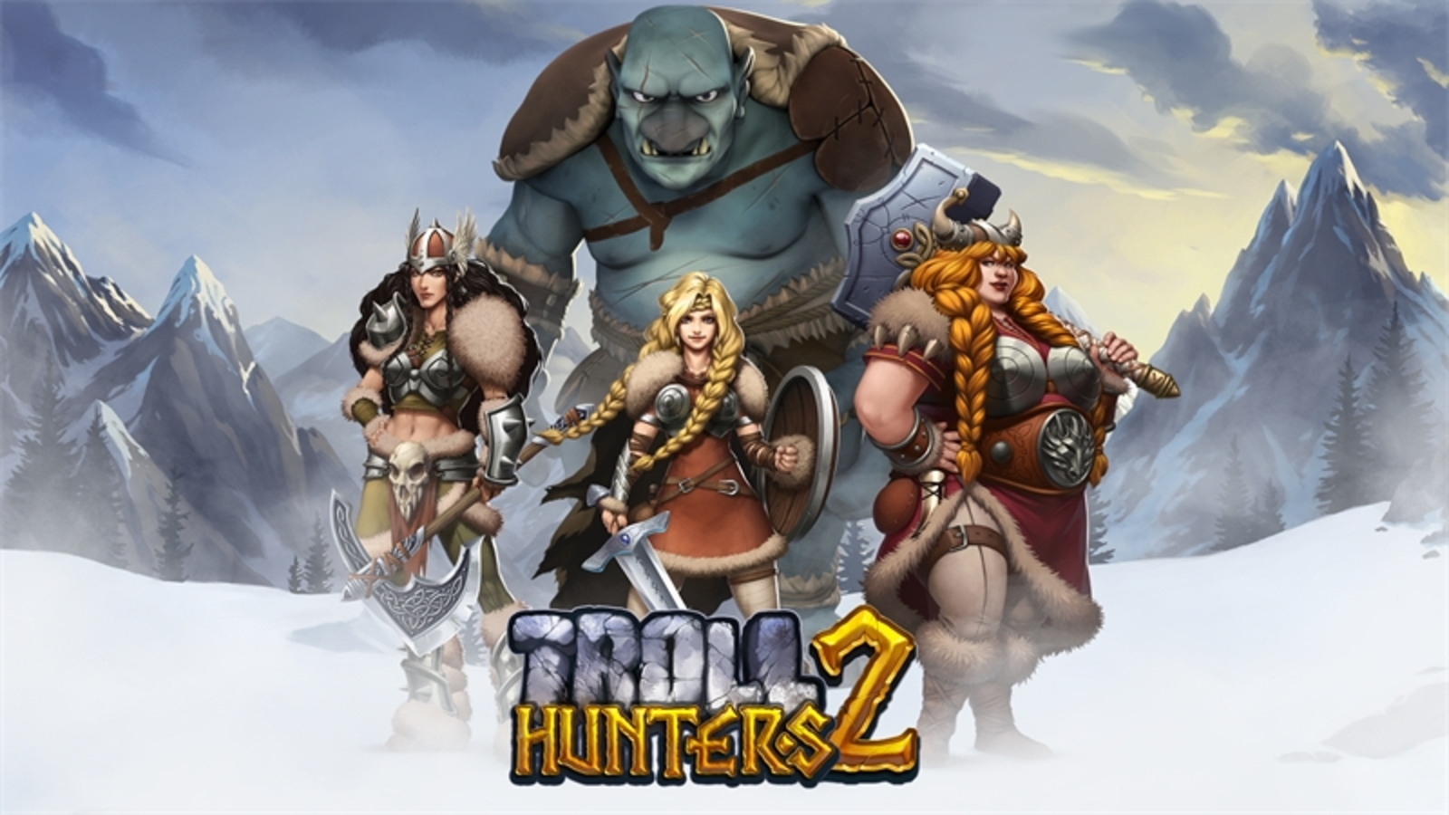 Troll Hunters Online Slot Demo Game by Playn GO