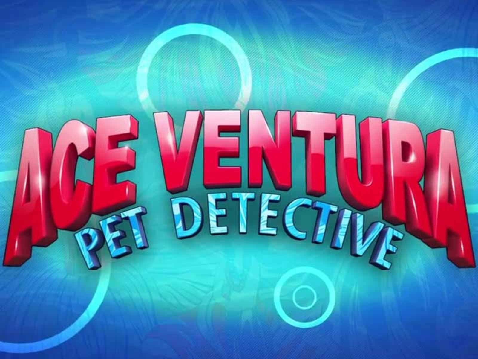 Ace Ventura Online Slot Demo Game by Playtech