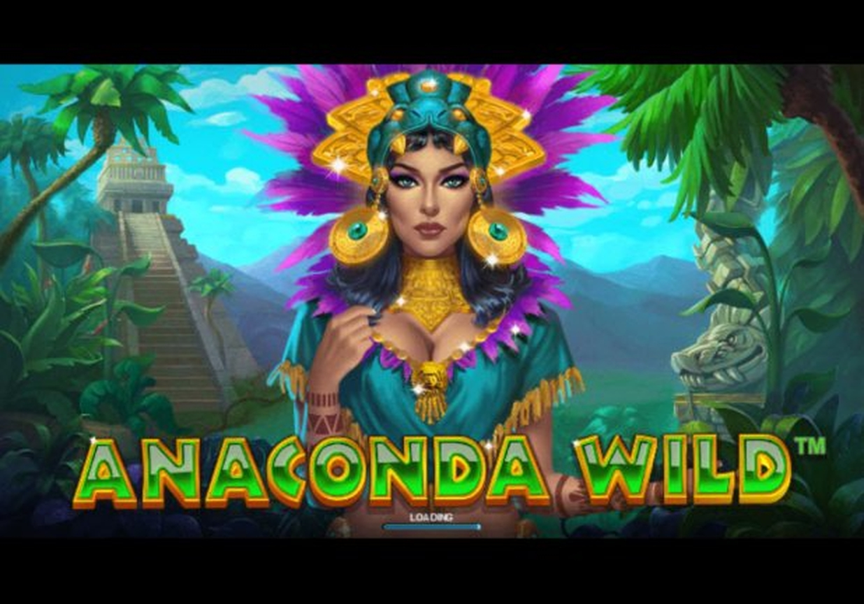 Anaconda Wild Online Slot Demo Game by Playtech