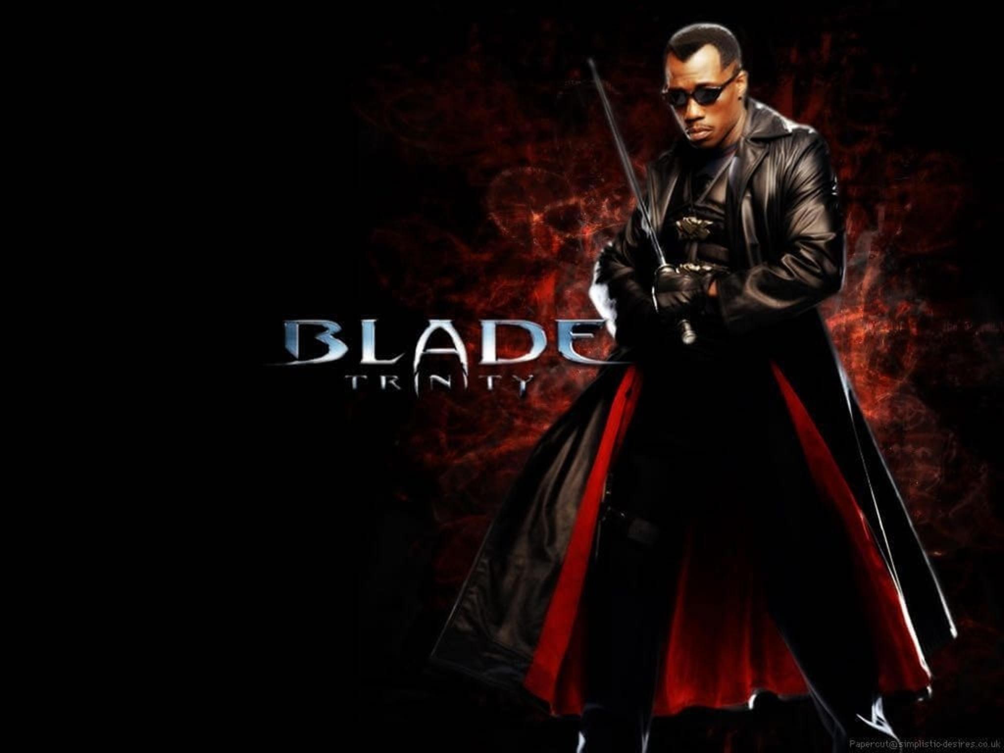 The Blade Online Slot Demo Game by Playtech