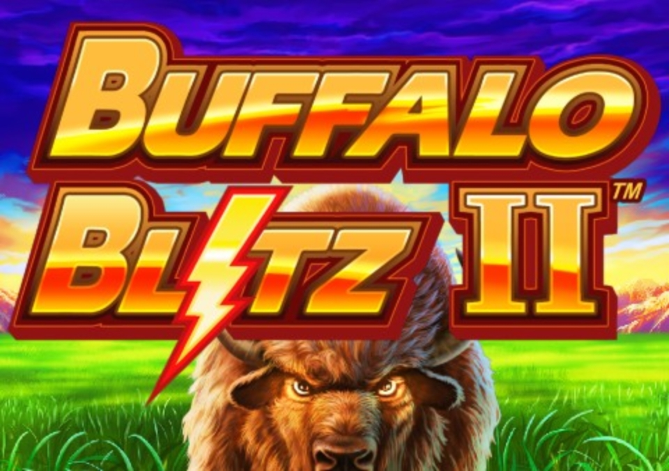 Buffalo Blitz II Online Slot Demo Game by Playtech