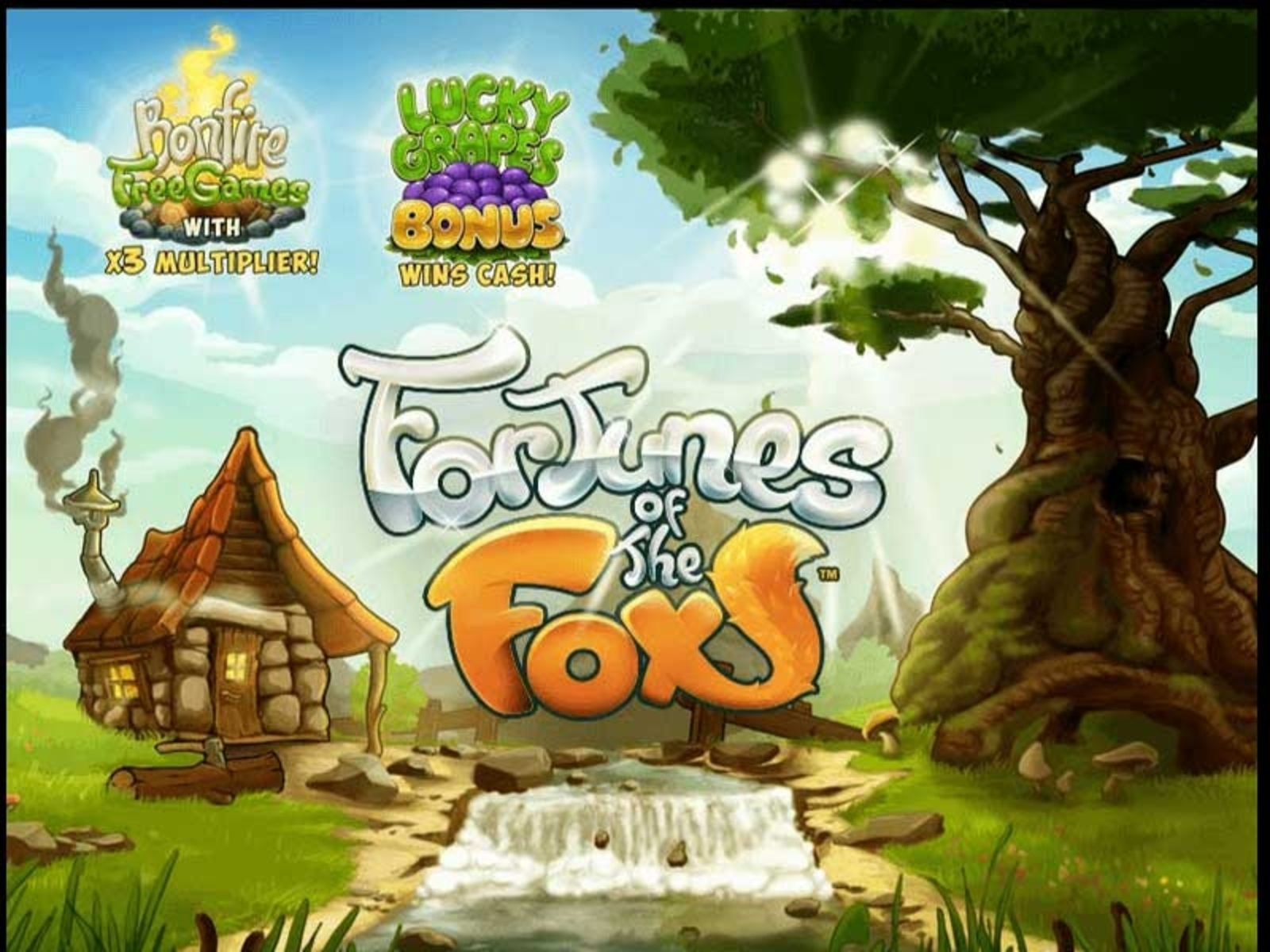 Fortunes Of The Fox Online Slot Demo Game by Playtech