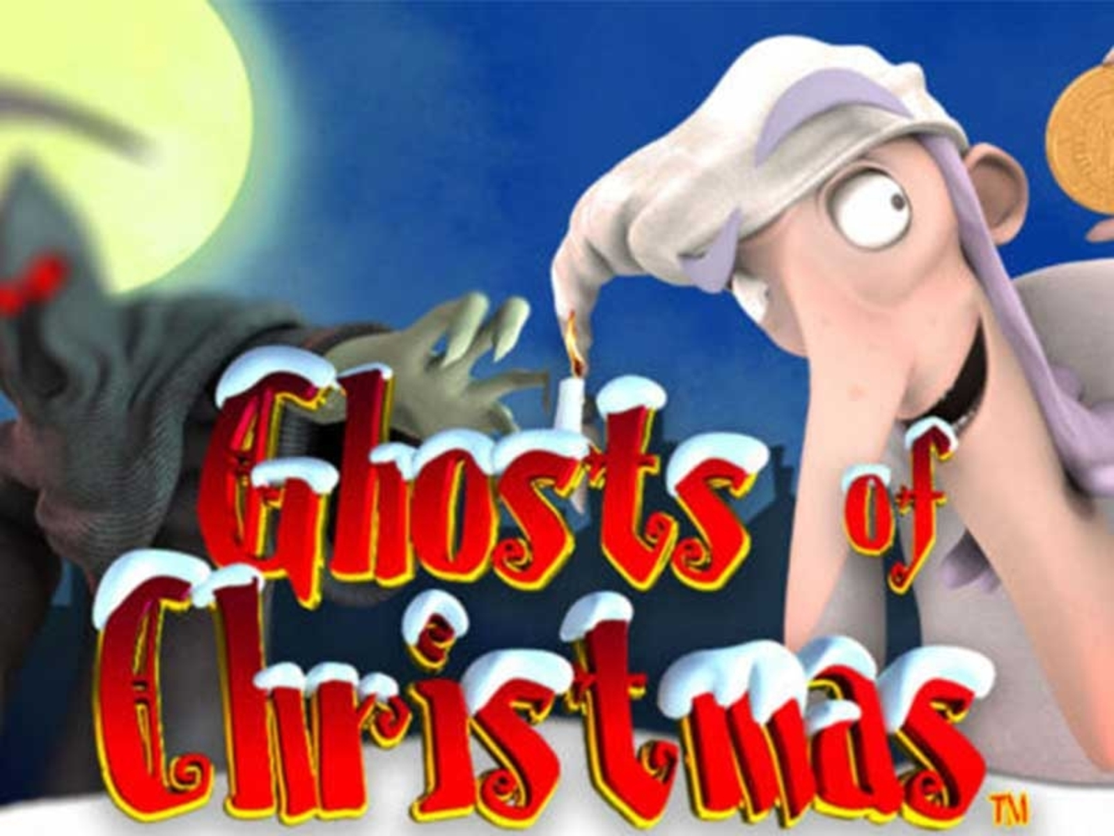 Ghosts Of Christmas Online Slot Demo Game by Playtech