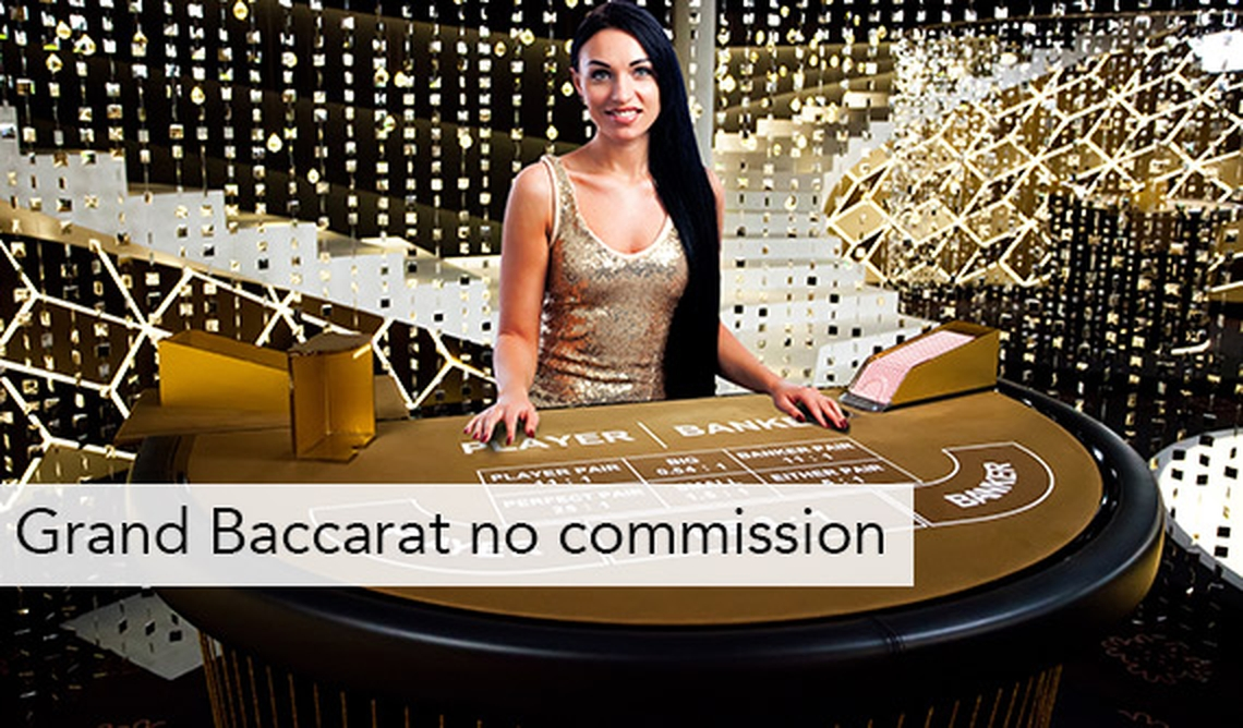 The Grand Baccarat Live (Playtech) Online Slot Demo Game by Playtech
