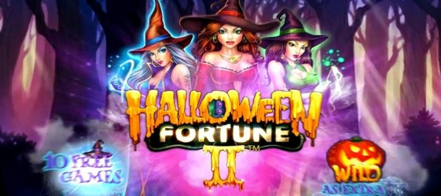 Halloween Fortune II Online Slot Demo Game by Playtech