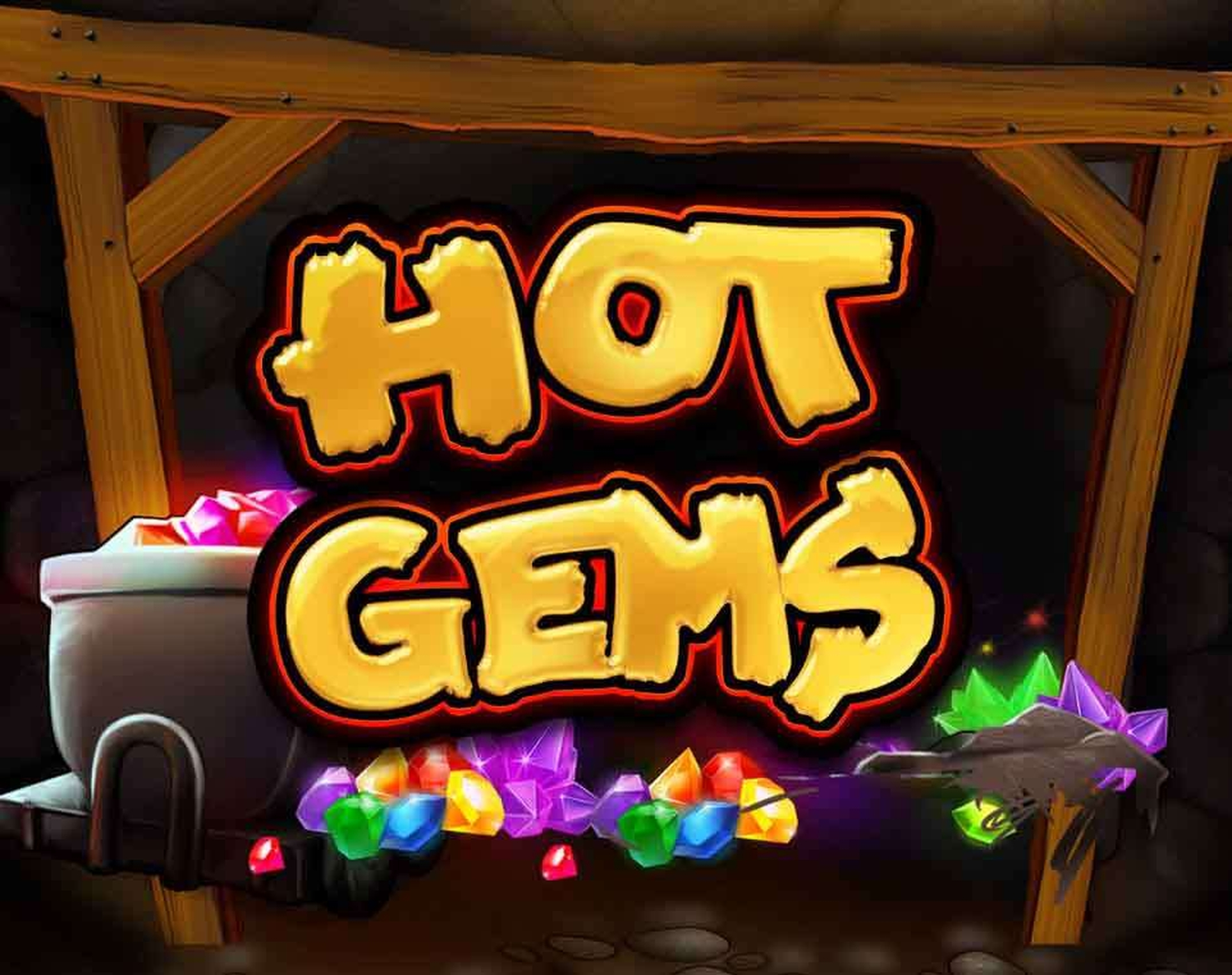 Hot Gems Online Slot Demo Game by Playtech