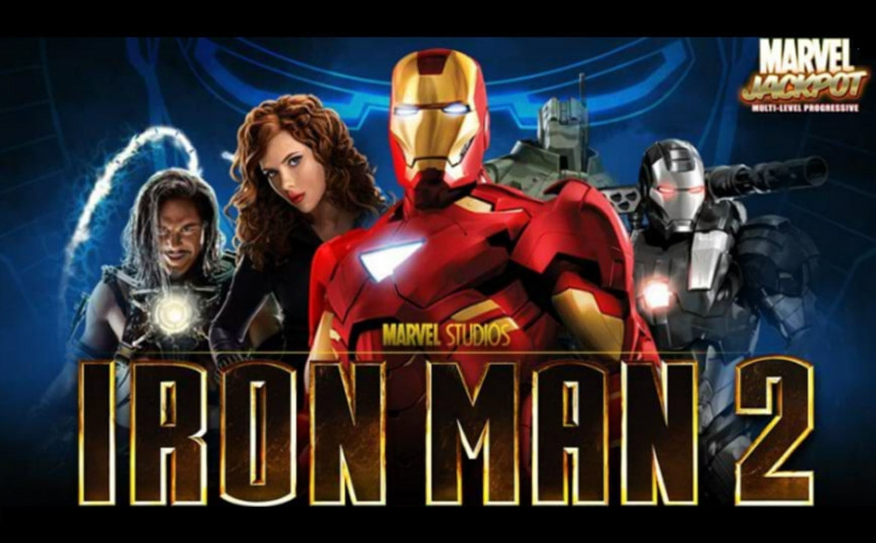 Iron Man 2 Online Slot Demo Game by Playtech