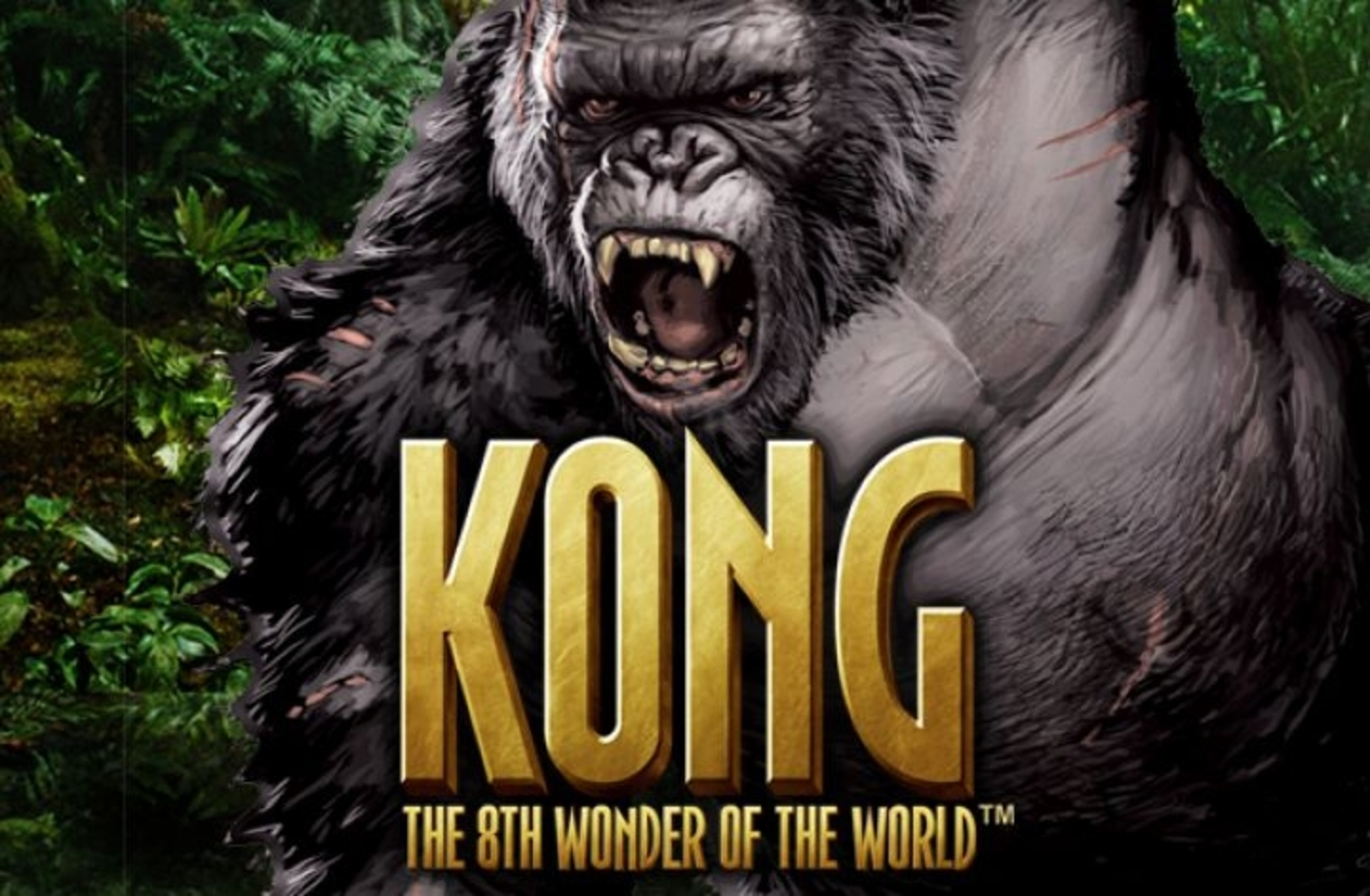 Kong Online Slot Demo Game by Playtech