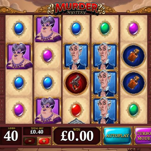 Play The No Download Holmes & The Stolen Stones Slot Demo Here