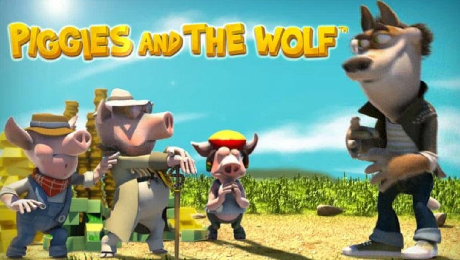 Piggies and The Wolf Online Slot Demo Game by Playtech