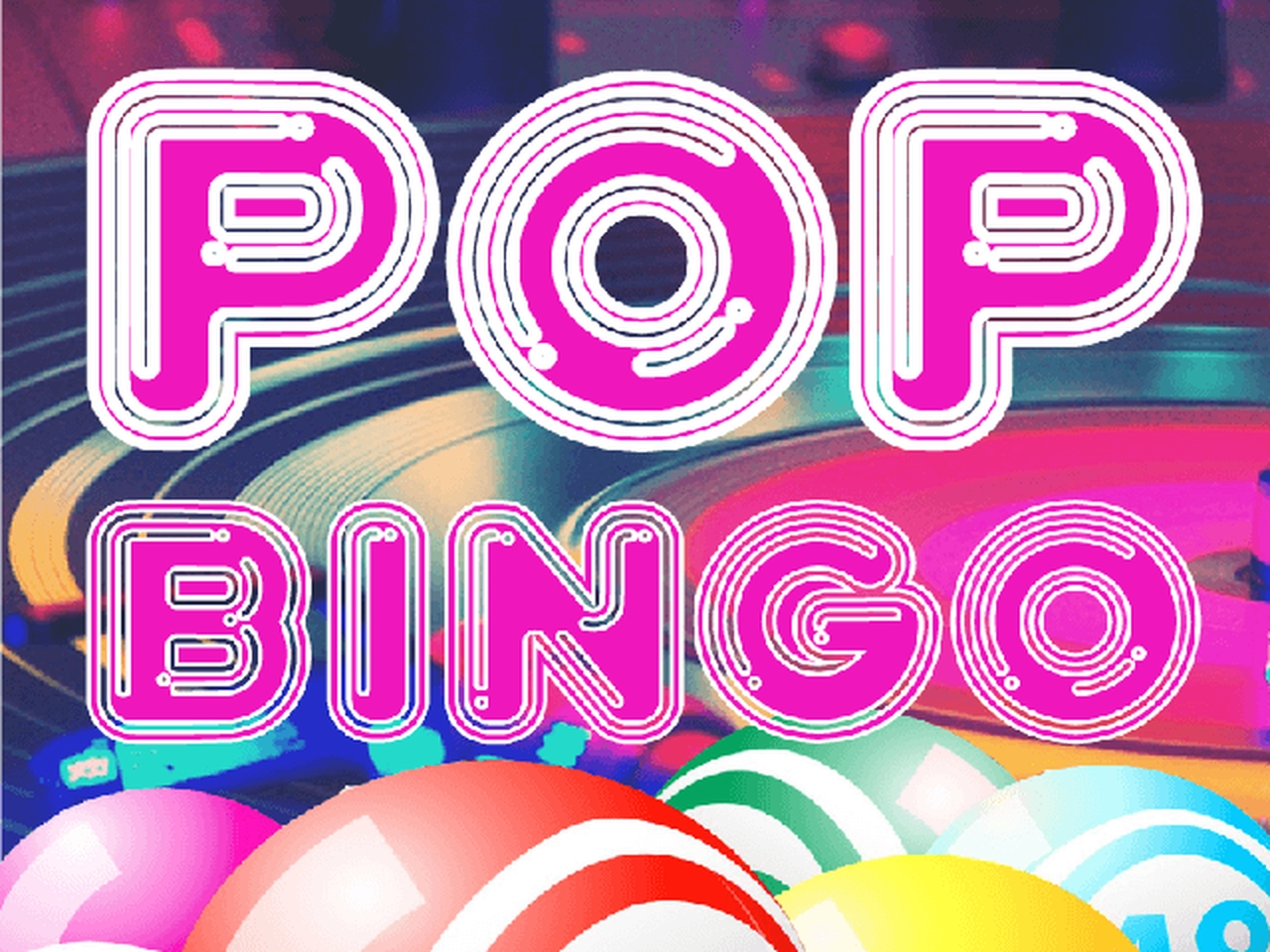 The Pop Bingo Online Slot Demo Game by Playtech