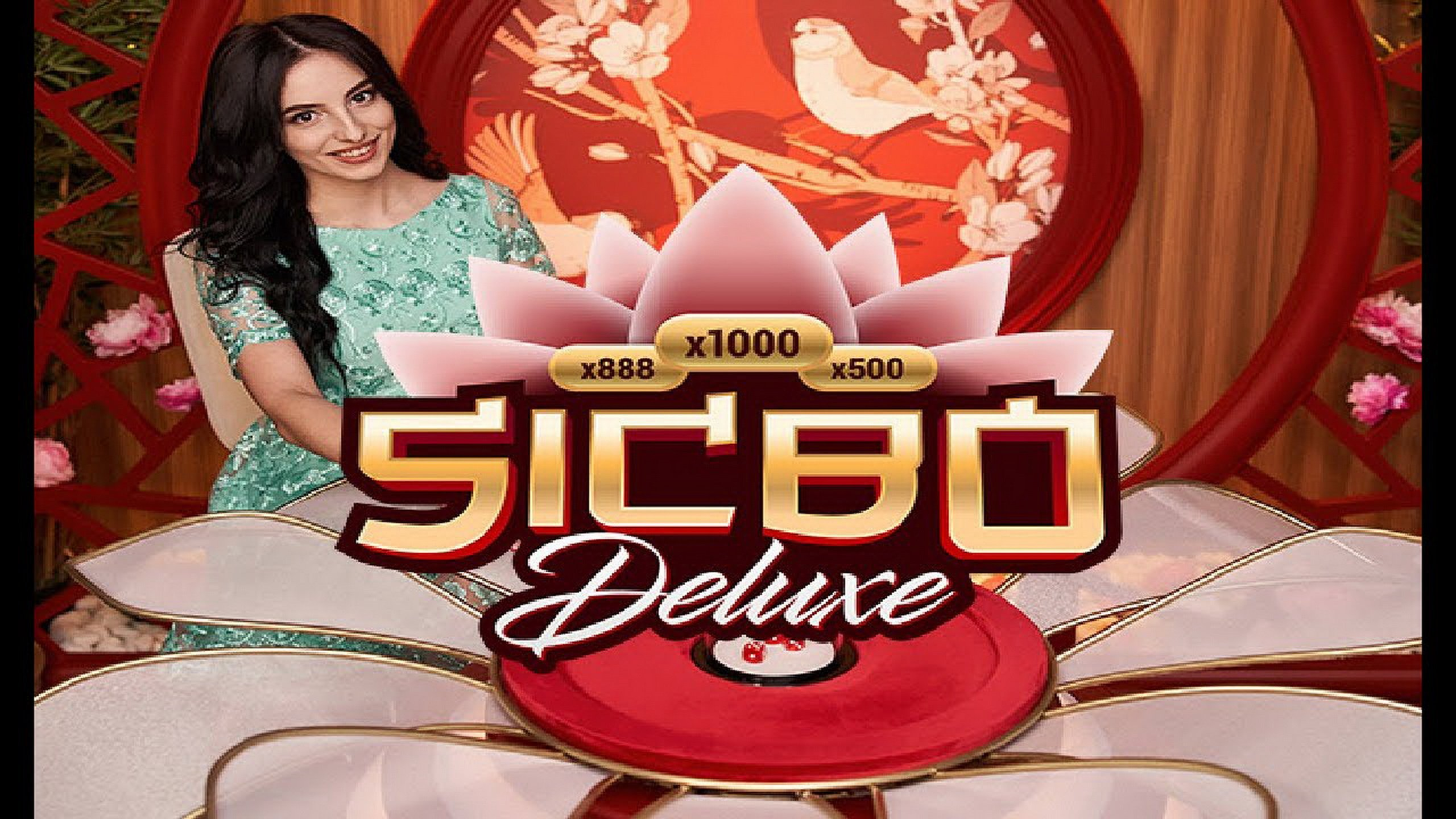 The Sicbo Deluxe Online Slot Demo Game by Playtech