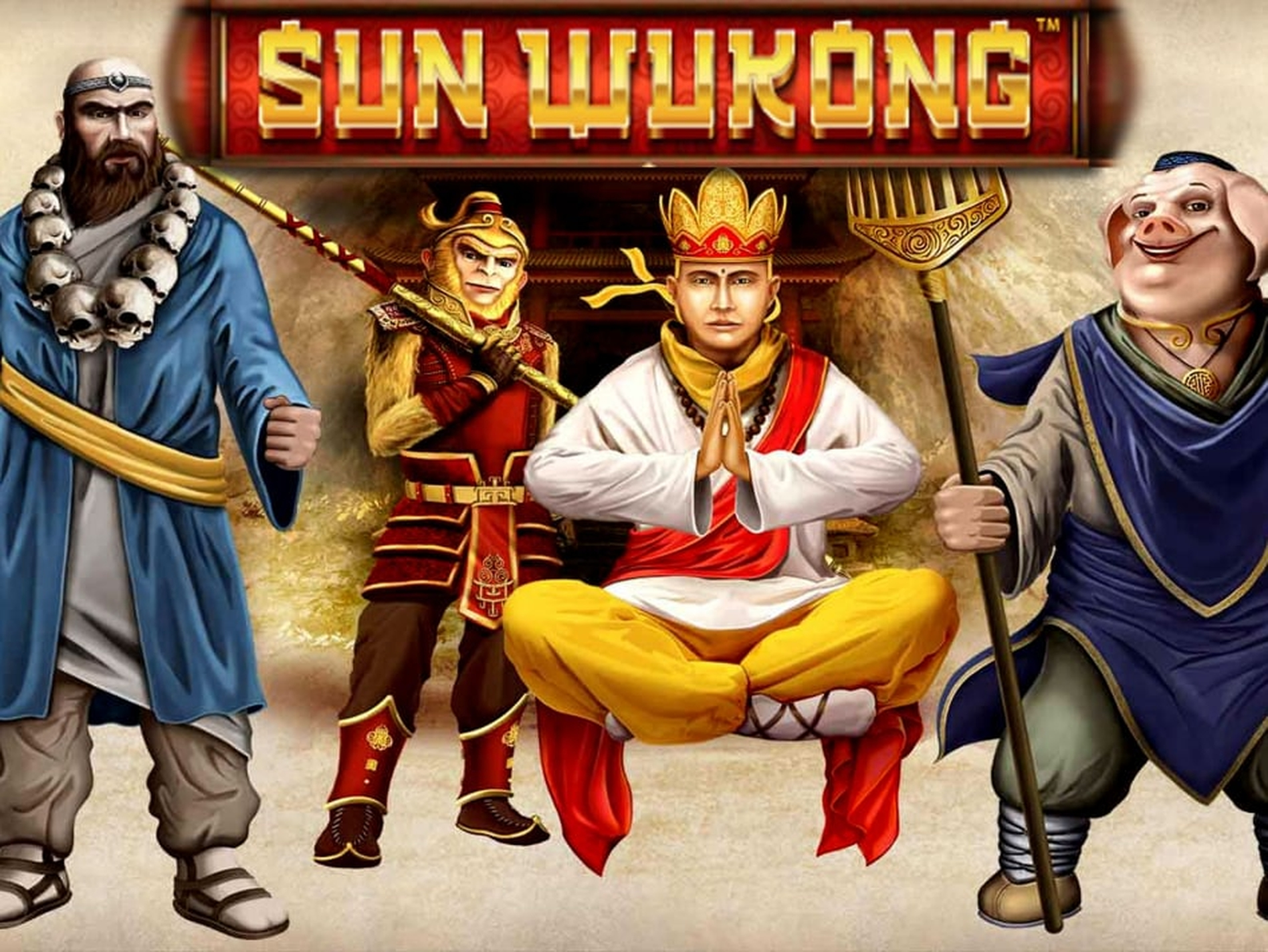 The Sun Wukong Online Slot Demo Game by Playtech