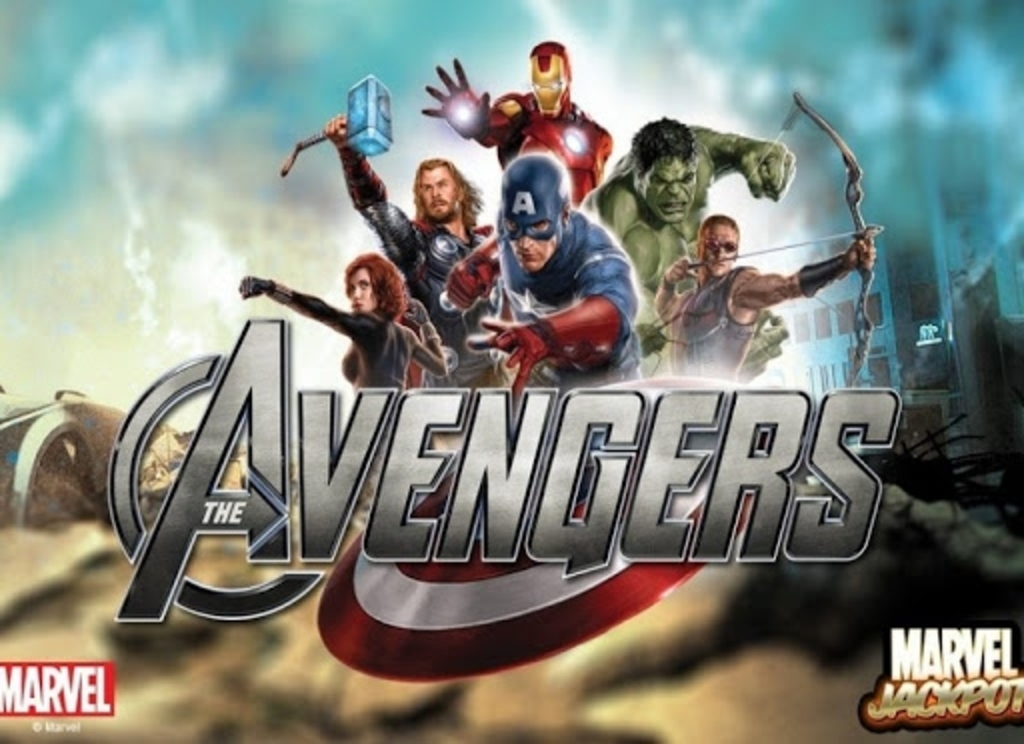 The Avengers Online Slot Demo Game by Playtech