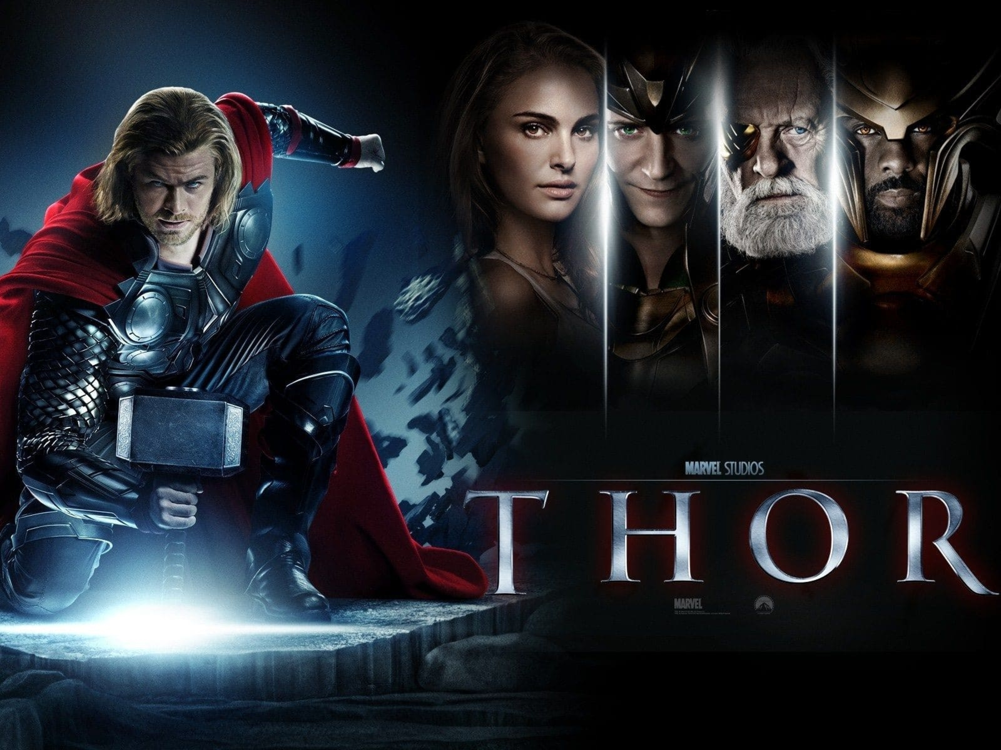 Thor The Mighty Avenger Online Slot Demo Game by Playtech