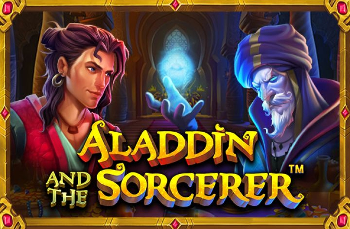 The Aladdin and the Sorcerer Online Slot Demo Game by Pragmatic Play