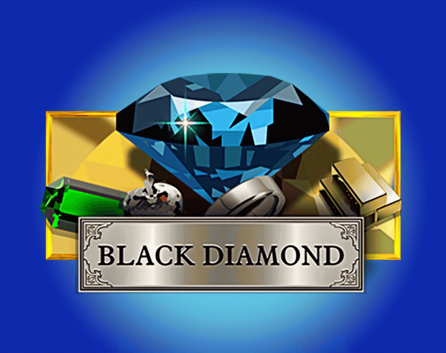 The Black Diamond Online Slot Demo Game by Pragmatic Play