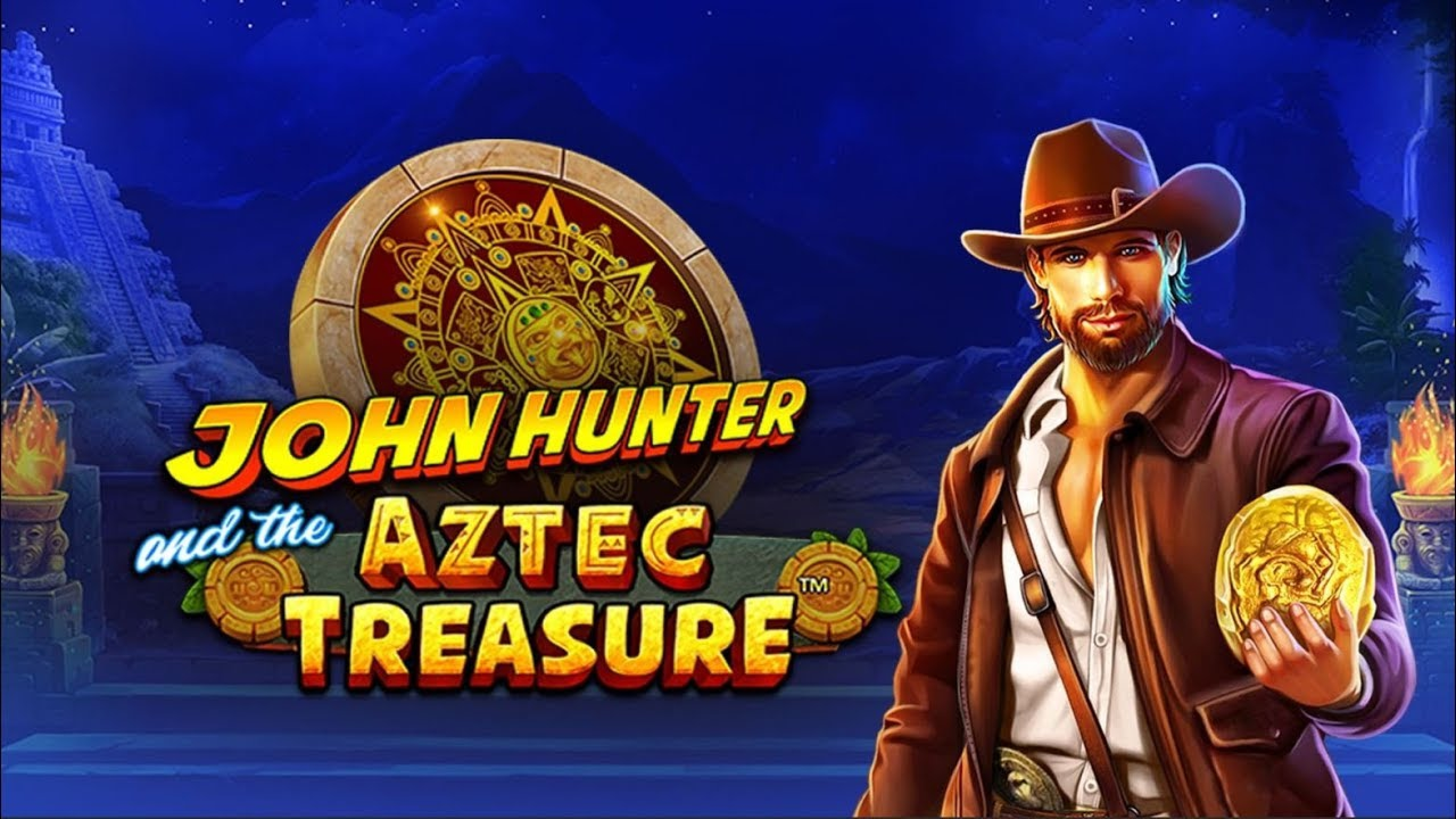 The John Hunter and the Aztec Treasure Online Slot Demo Game by Pragmatic Play