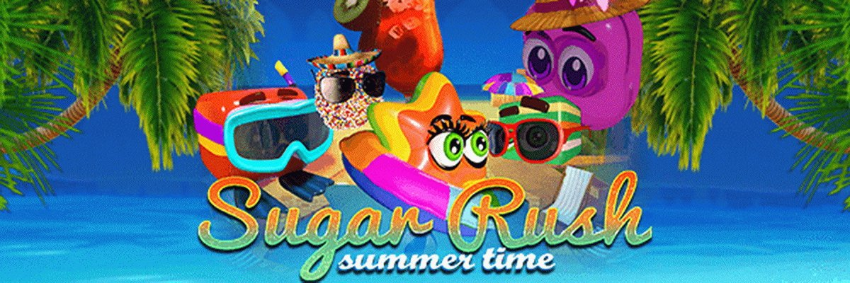 The Sugar Rush Summer Time Online Slot Demo Game by Pragmatic Play