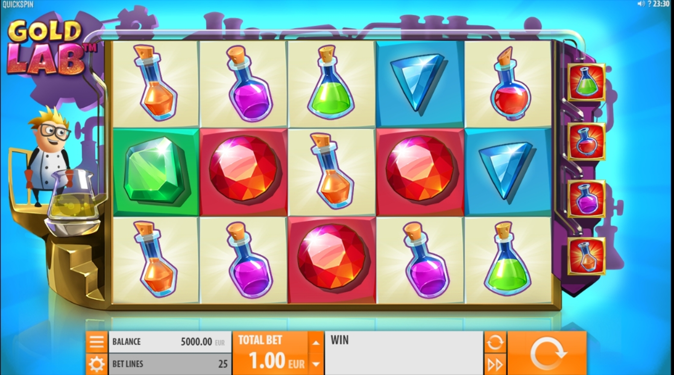 The Lab Slot Machine