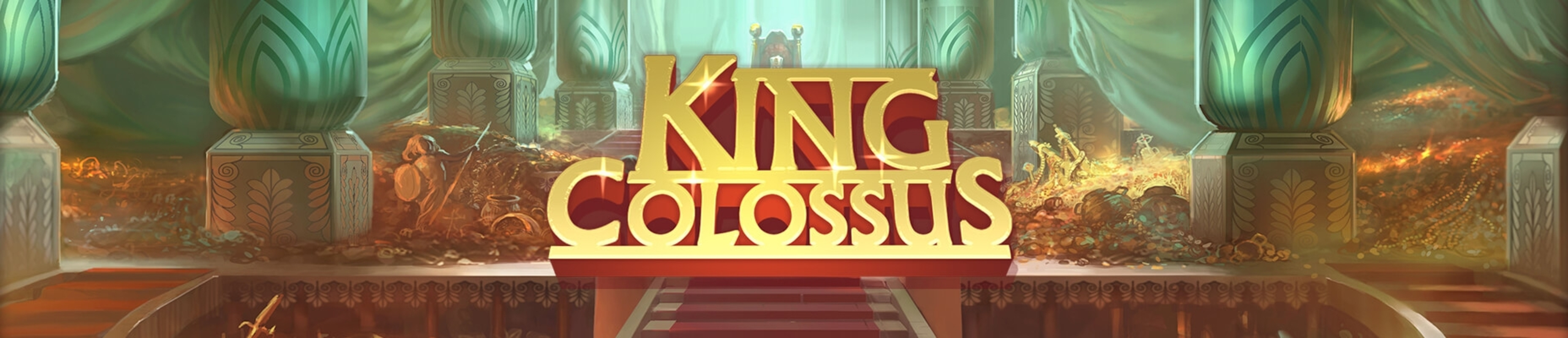 King Colossus Online Slot Demo Game by Quickspin