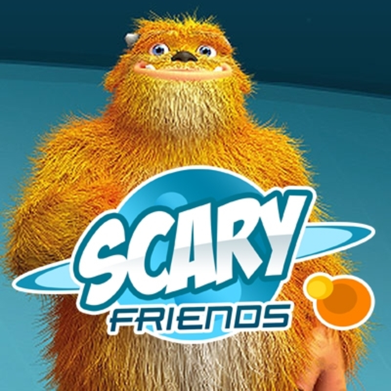 Scary Friends Online Slot Demo Game by Rabcat