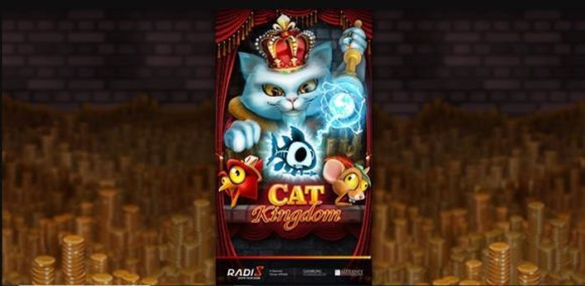 Cat Kingdom Online Slot Demo Game by Radi8 Games