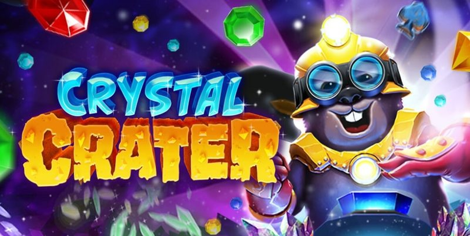 Crystal Crater Online Slot Demo Game by Radi8 Games