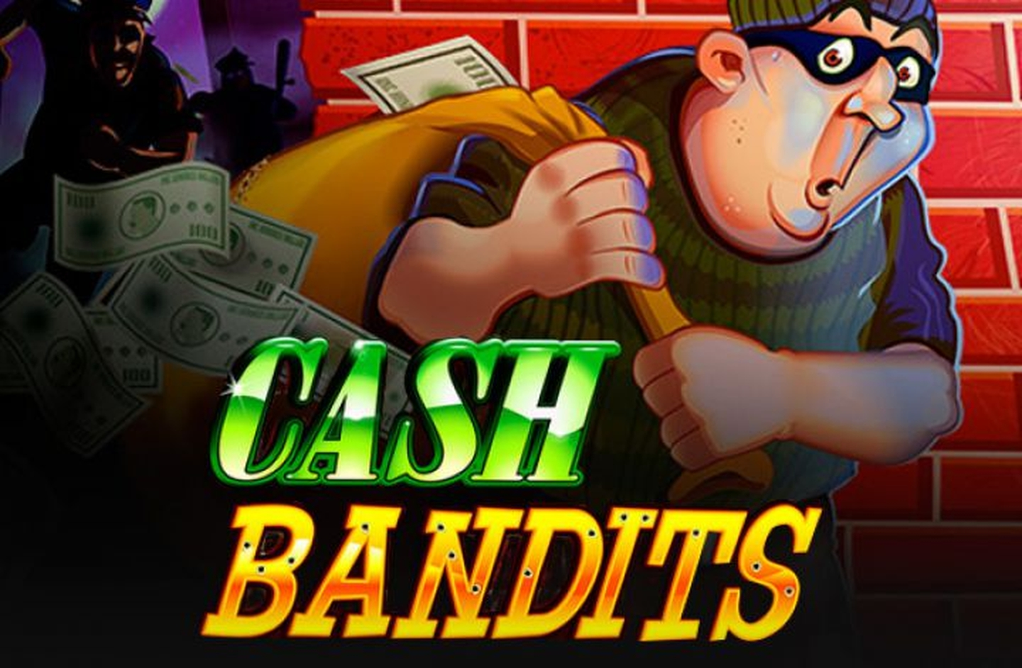 Cash Bandits Online Slot Demo Game by Real Time Gaming