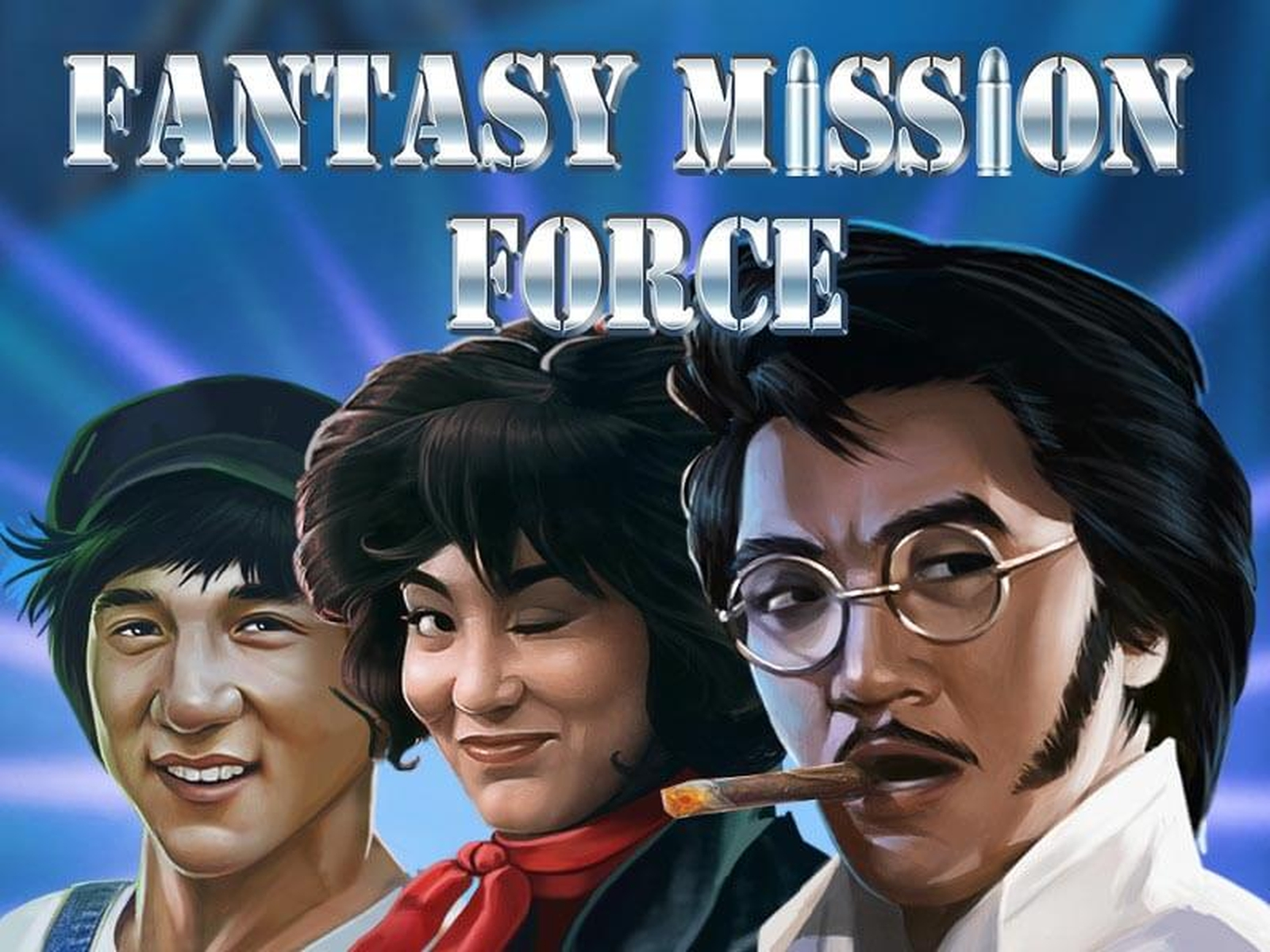 Fantasy Mission Force Online Slot Demo Game by Real Time Gaming