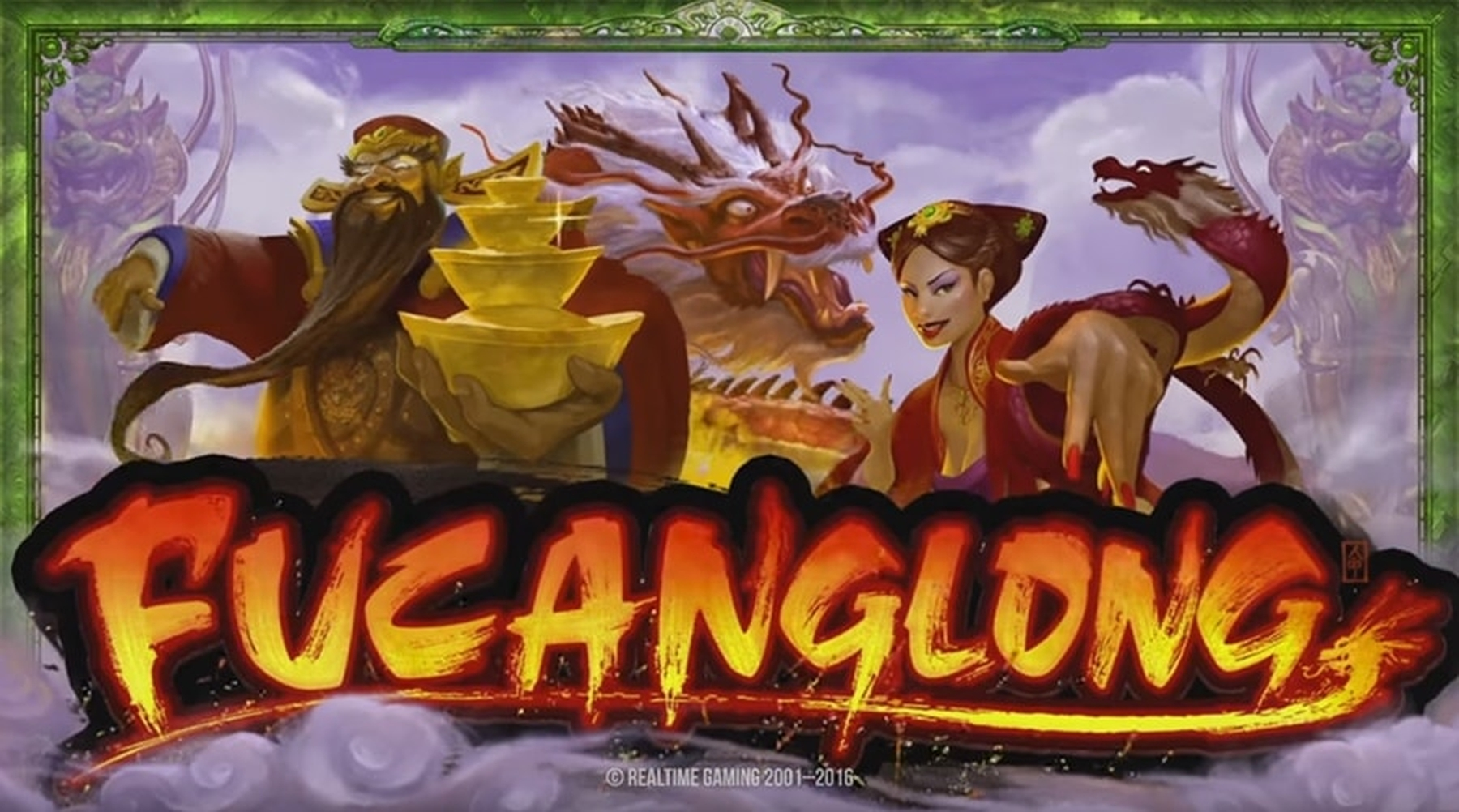 Fucanglong Online Slot Demo Game by Real Time Gaming
