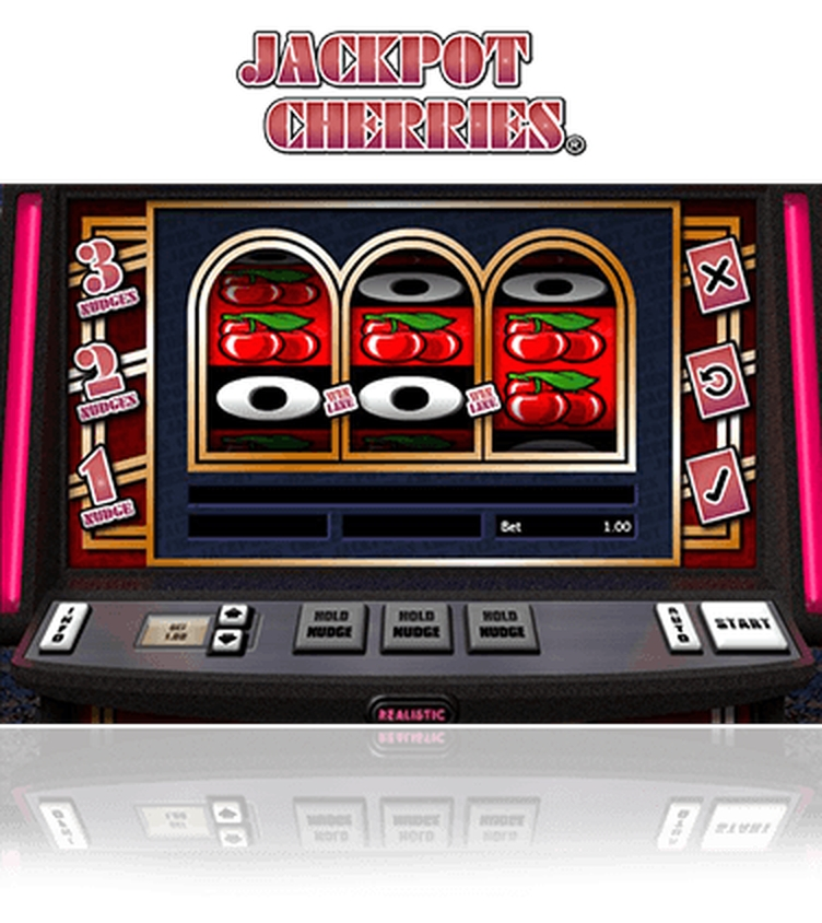 The Jackpot Cherries Online Slot Demo Game by Realistic