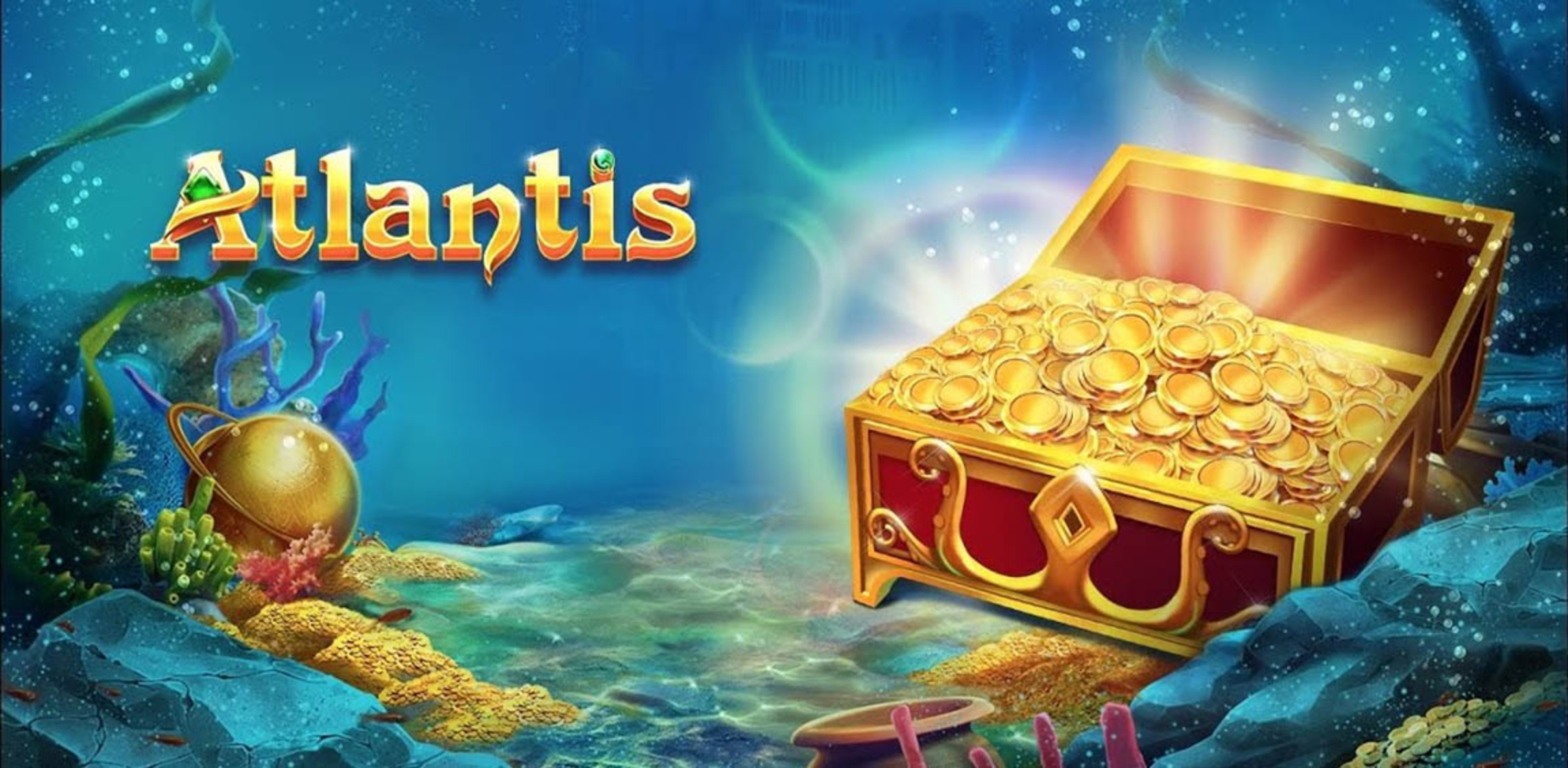 Atlantis (Red Tiger) Online Slot Demo Game by Red Tiger Gaming