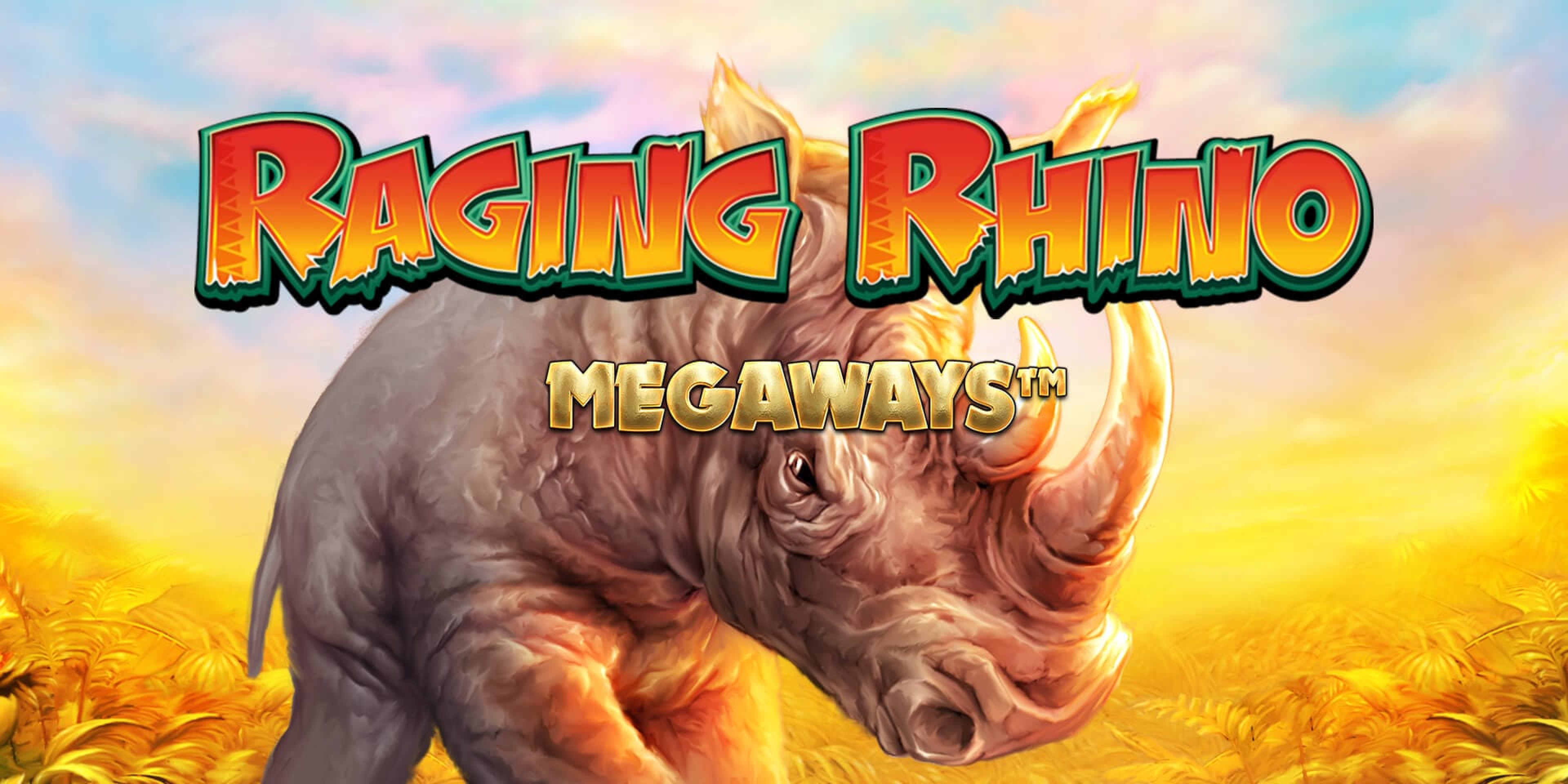 The Raging Rhino Megaways Online Slot Demo Game by Red7