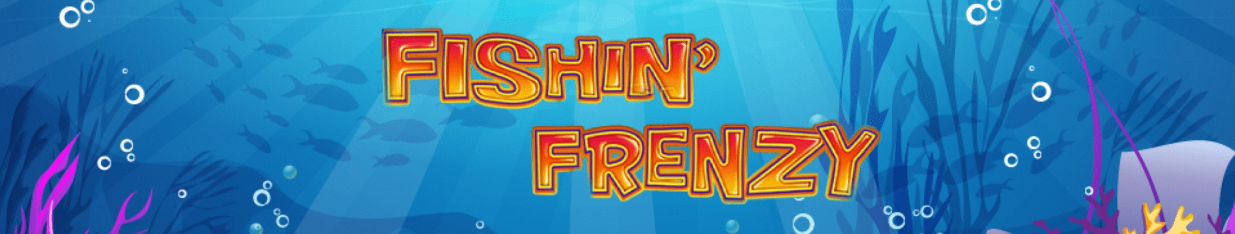Reels in Fishin' Frenzy Slot Game by Reel Time Gaming