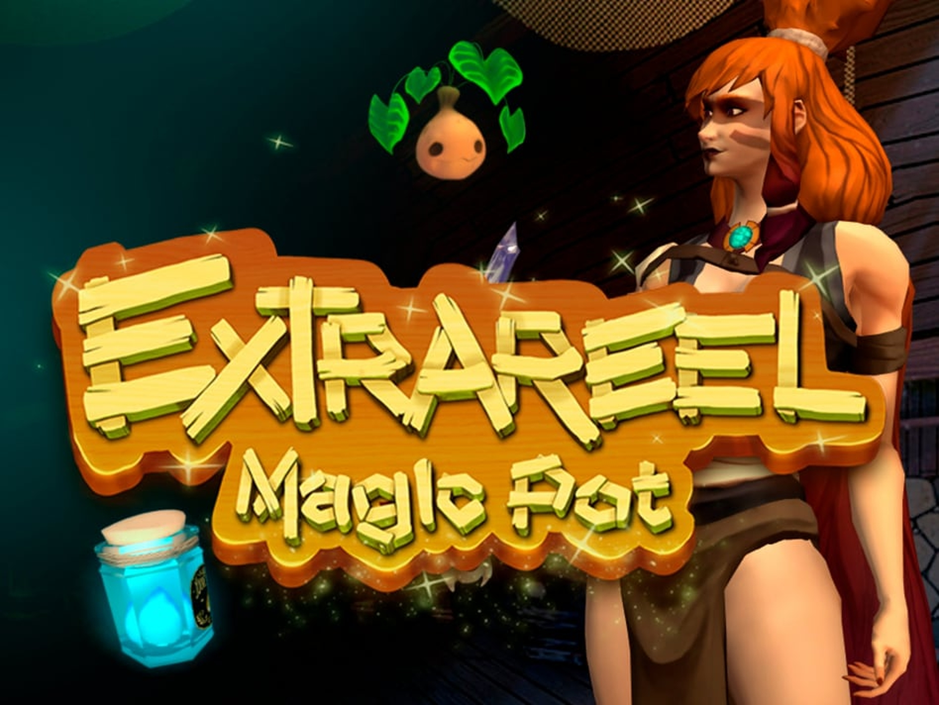 Reels in ExtraReel Magic Pot Slot Game by RFranco Group