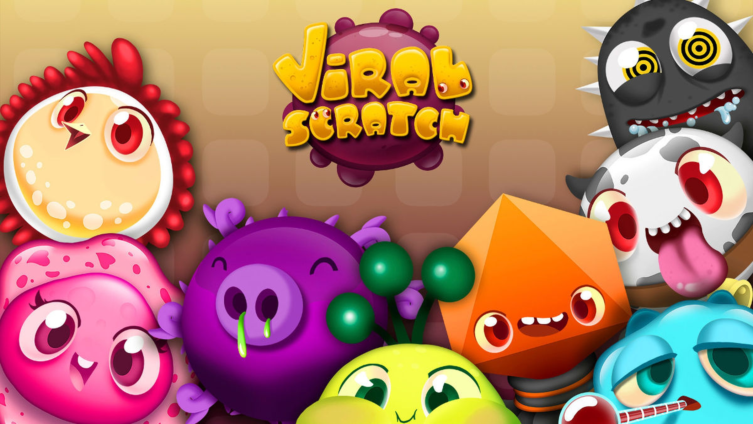Viral Scratch Online Slot Demo Game by RFranco Group