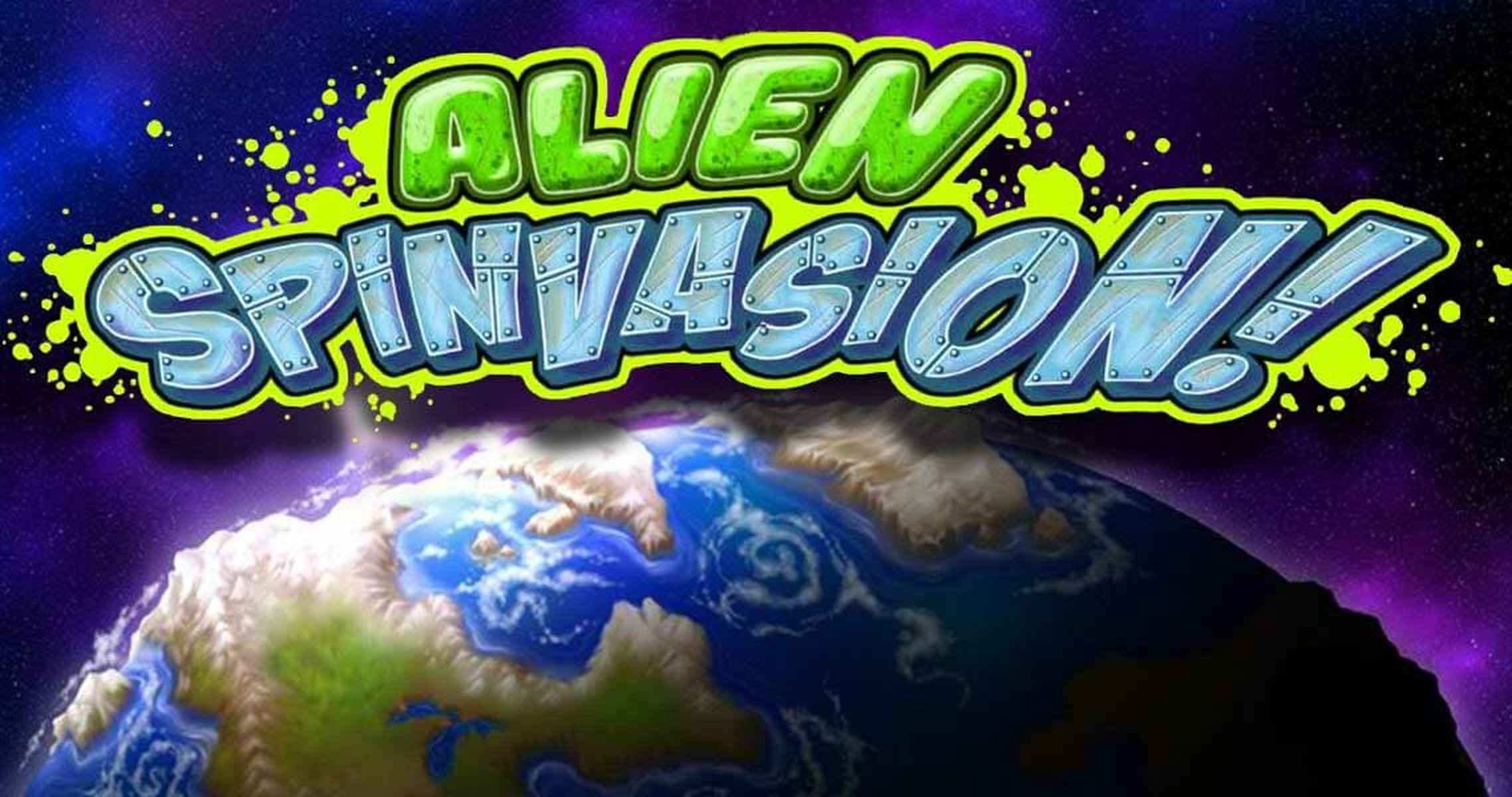 Alien Spinvasion! Online Slot Demo Game by Rival