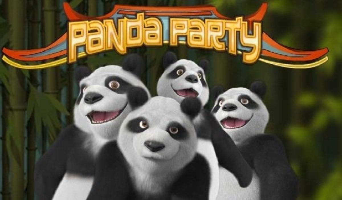 Panda Party Online Slot Demo Game by Rival