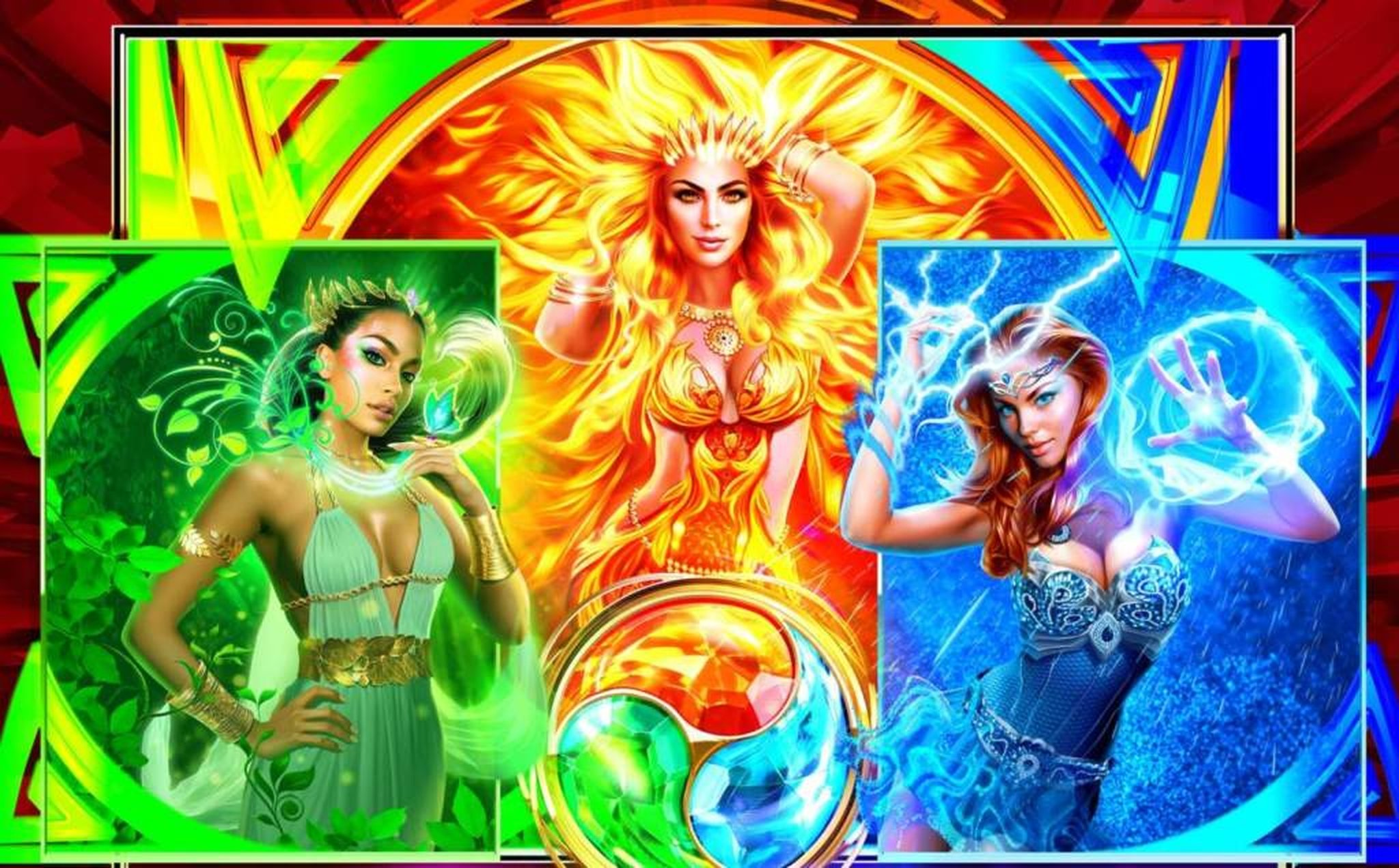 Arcane Beauties Online Slot Demo Game by RubyPlay