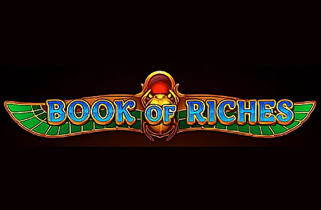 Book of Riches Online Slot Demo Game by RubyPlay