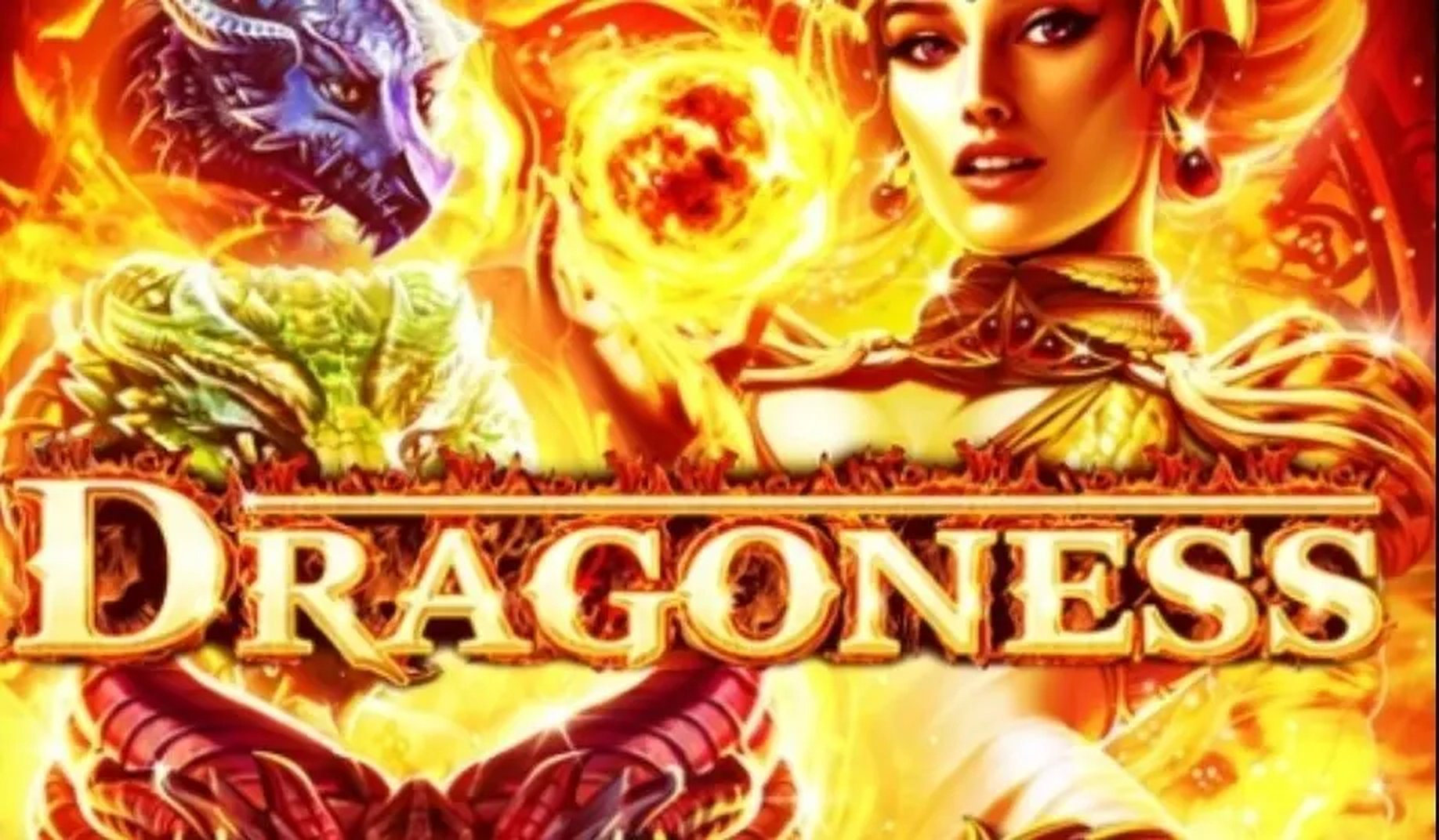 Dragoness Online Slot Demo Game by RubyPlay