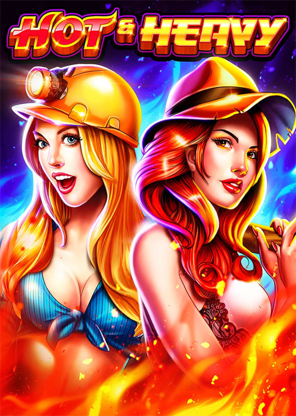 Hot and Heavy Online Slot Demo Game by RubyPlay