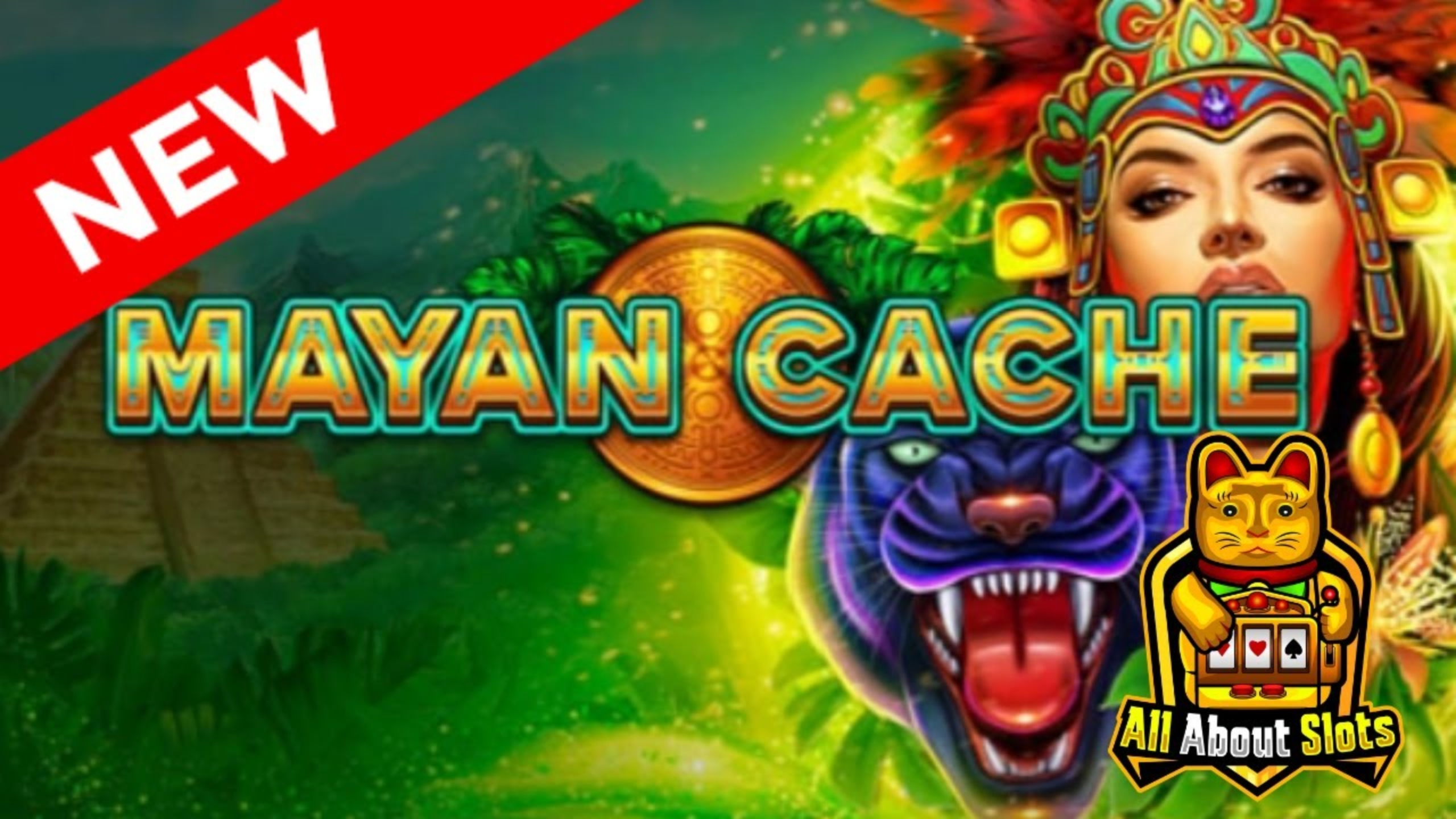 Mayan Cache Online Slot Demo Game by RubyPlay