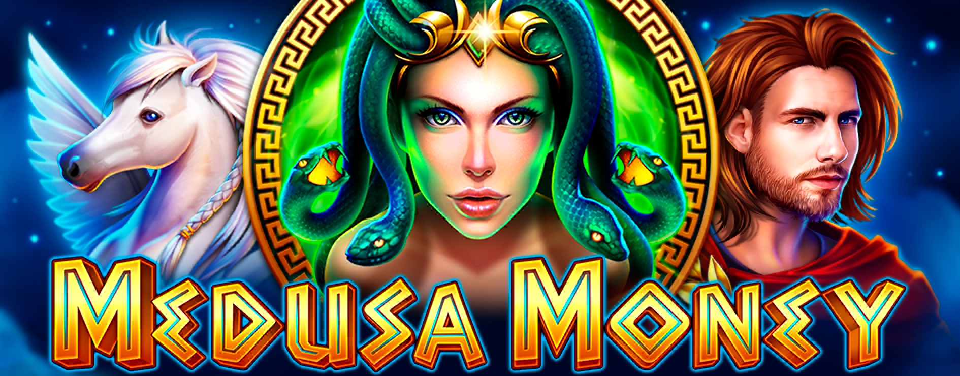Medusa Money Online Slot Demo Game by RubyPlay