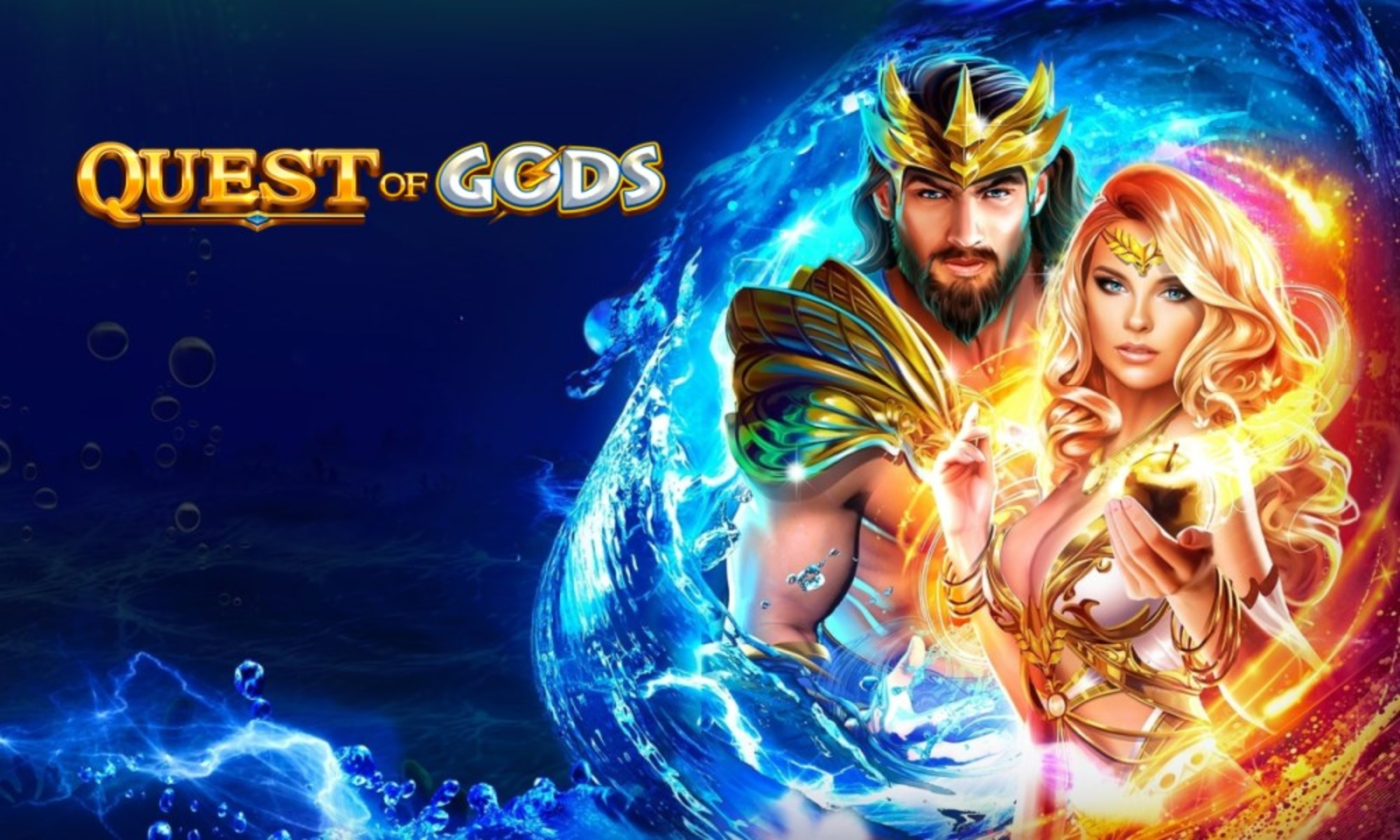 Quest of Gods Online Slot Demo Game by RubyPlay