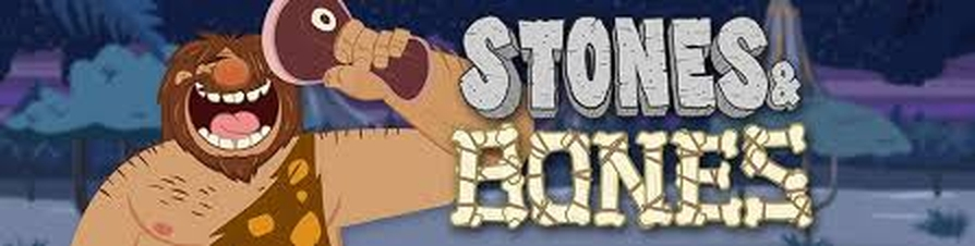 Stones and Bones Online Slot Demo Game by saucify