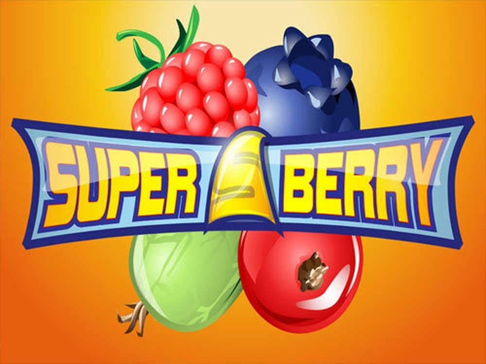 The Super Berry Online Slot Demo Game by PAF